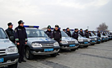 ГАИ Днепропетровска будет «встречать» болельщиков «Шахтера» и «Ворсклы» на въезде в город