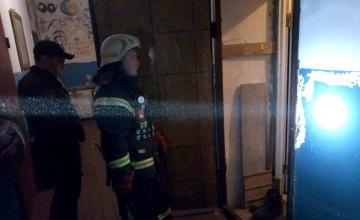 На Днепропетровщине в квартире оказались заперты четверо малолетних  детей
