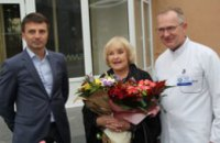 Ада Роговцева поблагодарила днепровских врачей, которые спасли ее жизнь (ФОТО)