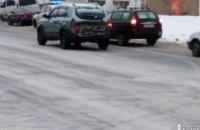 На Днепропетровщине КрАЗ протаранил иномарку (ФОТО)