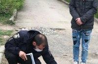 На Днепропетровщине полиция обнаружила у 22-летнего мужчины наркотики
