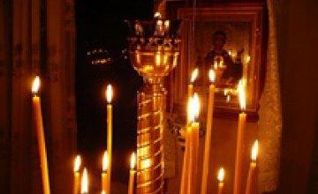 Сегодня в православной церкви отмечают отдание праздника Благовещения Пресвятой Богородицы