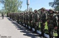 В Украине стартовал внеочередной призыв в Нацгвардию