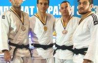 Днепропетровские спортсмены завоевали 12 призовых мест на Чемпионате Украины по дзюдо