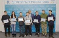 Борис Филатов вручил девяти днепрянам денежные сертификаты на приобретение квартир на общую сумму более чем 5,6 млн грн