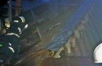 Под Днепром произошел пожар в продовольственном магазине: информация о погибших и пострадавших