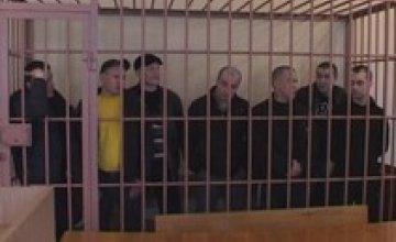 СБУ задержала банду вооруженных вымогателей