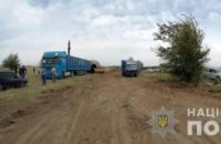 На Днепропетровщине группа мужчин воровала трубы оросительной системы