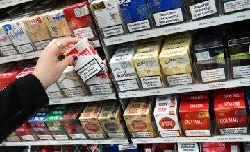 В Украине хотят запретить рекламу табачных изделий и устройств для курения