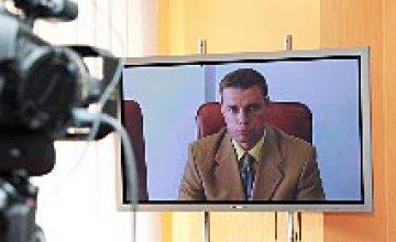 Пресс-конференция «Выход Днепродзержинска из состава Днепропетровской области: сепаратизм или авантюризм?» в пресс-центре ИА «НО