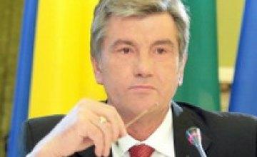 Виктор Ющенко: «В Украине должно быть сформировано 1,5 млн. т Аграрного фонда»