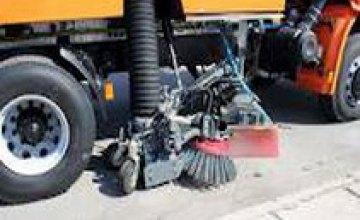 Из областного бюджета выделят 4,5 млн грн на закупку техники для уборки и озеленения междугородних дорог