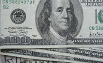 Доллар остановился на средней отметке 5,25 грн./$1