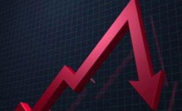 Падение украинского фондового рынка продолжается
