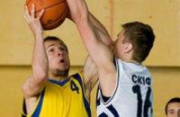 Днепропетровцы заняли 2-е место в финальном турнире первой лиги по баскетболу