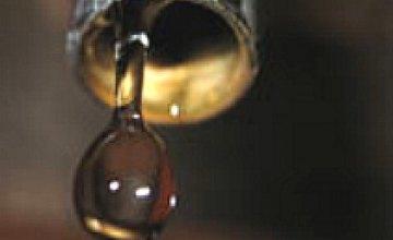 «Днепрводоканал» повысит тариф на воду на 66% с 1 июля