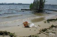 68% днепропетровцев считают городские пляжи неудовлетворительными