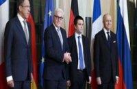 В Париже стартовала встреча в «нормандском формате»
