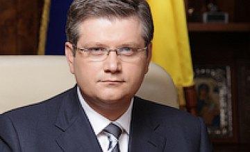 Президент Украины Виктор Янукович назначил Александра Вилкула Вице-премьер-министром Украины
