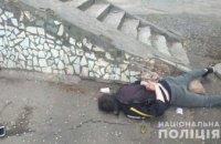 В Кривом Роге мужчина напал и ограбил 23-летнего парня (ФОТО)