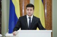 Президент Украины Владимир Зеленский записал новое видеообращение к украинцам