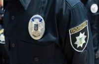 На Днепропетровщине произошло ДТП с участие полицейских (ВИДЕО)