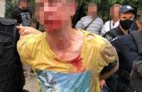 В АНД районе Днепра мужчина бросил гранату: пострадали двое мужчин