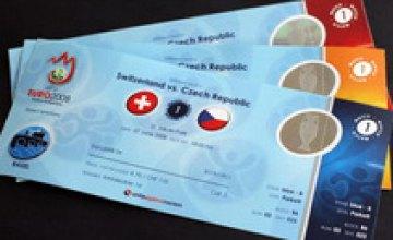 Первым счастливым обладателем билетов на Евро-2012 стала украинка