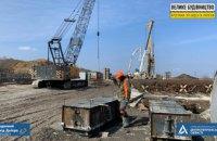 Строительство двухуровневой транспортной развязки: в Днепре создают Южный обход города