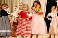 В Днепропетровске прошел фестиваль детской моды