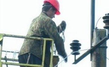 С 1 по 10 апреля в Днепропетровске пройдут ремонтно-профилактические работы электрических сетей