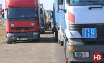 Укравтодор намерен ввести плату за проезд грузовиков