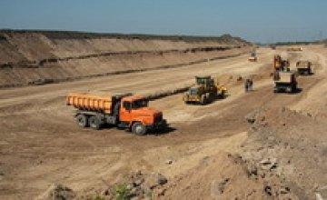 Для строительства второй очереди Южного обхода в Днепропетровске отселят жителей и откроют карьеры