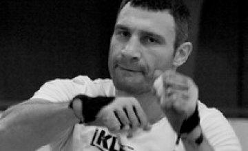 Виталий Кличко готовится к бою с Чисорой в Альпах