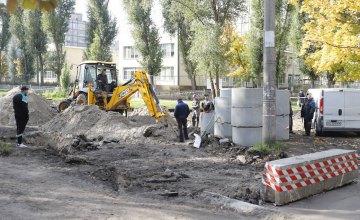 Філатов про будівництво зливової каналізації на житломасиві Перемога: «Це — вирішення проблеми, за яку не бралися за всі роки незалежності країни»