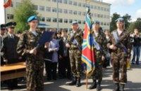 80 воинов Днепропетровской воздушно-десантной бригады присягнули на верность Украине