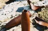 В Кривом Роге нашли 17 артиллерийских снарядов времен Второй мировой