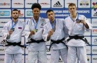 18-річний дзюдоїст з Дніпра став бронзовим призером особистого чемпіонату Європи