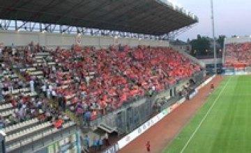 Выпив поллитра водки, житель Запорожья сообщил о минировании стадиона