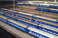 К Пасхе Укрзалізниця назначила 26 дополнительных поездов