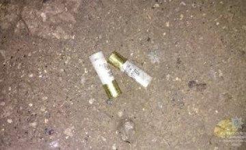 Полиция разыскивает мужчину, стрелявшего в людей в центре Днепра
