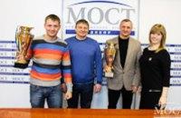 Днепропетровская сборная по рукопашному бою впервые за 10 лет стала абсолютным чемпионом кубка Украины
