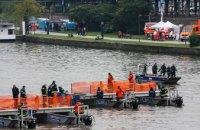 В Германии самолет упал в озеро (ФОТО)