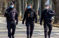 Как улицы Днепра и области патрулируют курсанты ДГУВД совместно с патрульными (ВИДЕО)