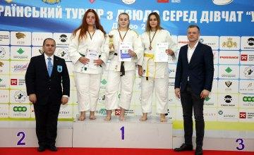 Днепровские спортсмены завоевали 7 наград на Всеукраинском турнире по дзюдо