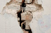В Бабушкинском районе жилой дом может рухнуть в любой момент