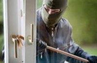 С начала 2016 года в Днепропетровской области ограбили почти 200 квартир