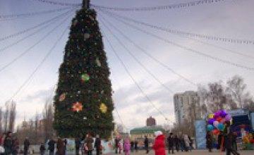 МЧС проверяет новогодние елки на предмет противопожарной безопасности