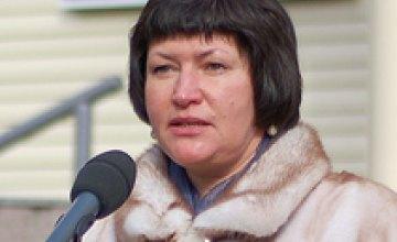 Днепропетровские медики - одни из лучших в Украине, - Ирина Акимова