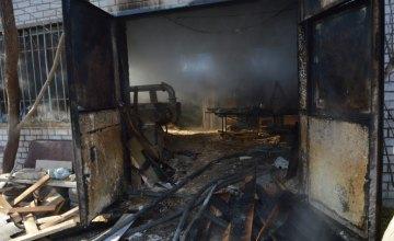 На ул. Тепличной в Слобожанском произошел пожар: устанавливаются причины возгорания